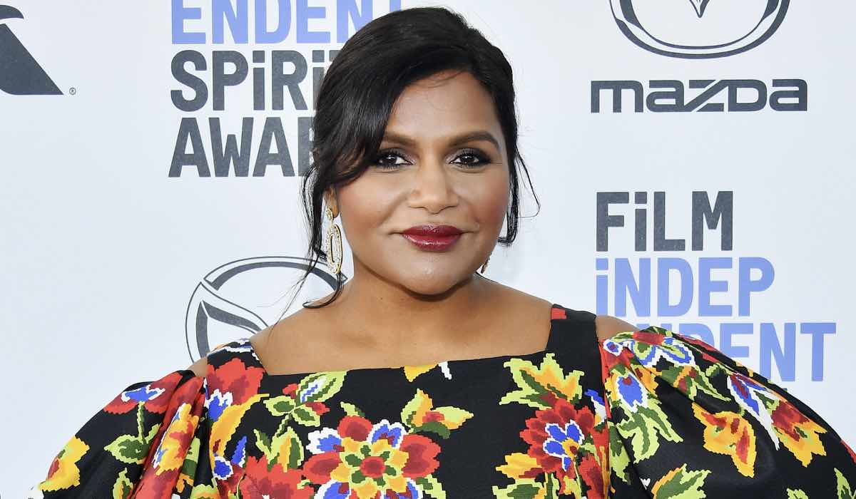 Mindy Kaling credits Amy Sussman e GettyImages