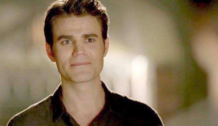 Stefan Salvatore The Vampire Diaries 8x16