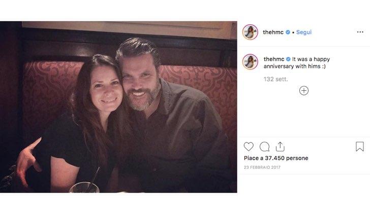 Holly Marie Combs fidanzato