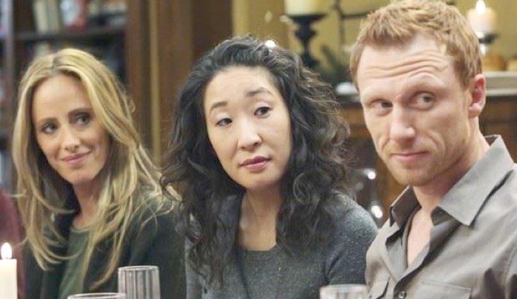 Grey's Anatomy Teddy Cristina Owen 6x10