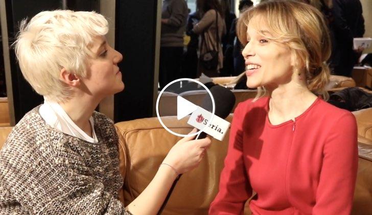 Intervista a Sonia Bergamasco