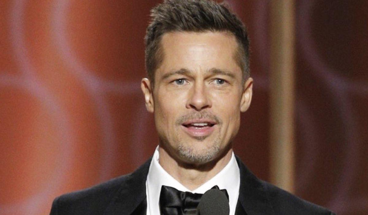 Brad Pitt Credits Getty Images