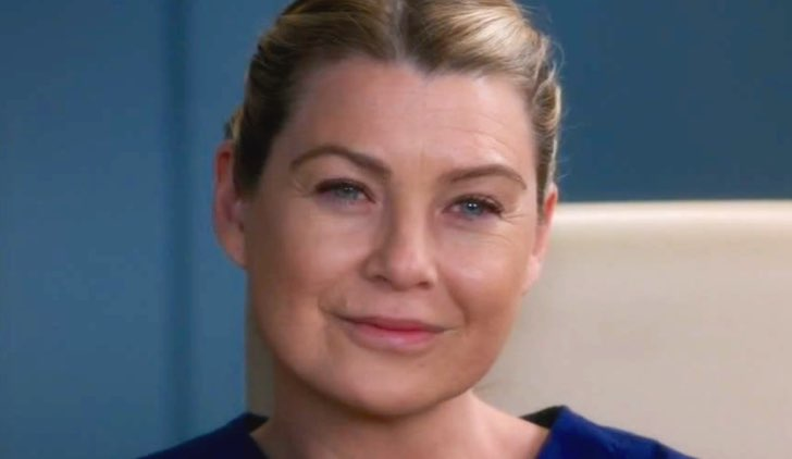 Grey's Anatomy 14x17 Meredith Grey