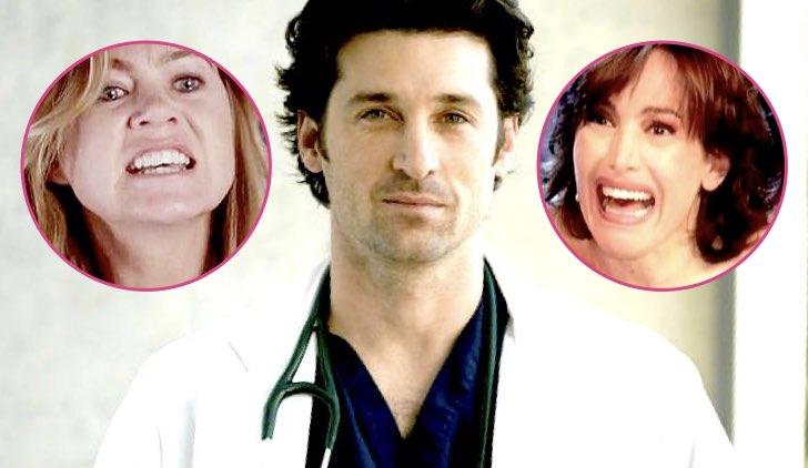 Meredith contro Dottoressa Giò