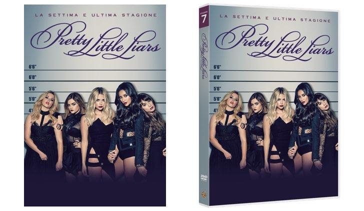 Pretty Little Liars 7 dvd