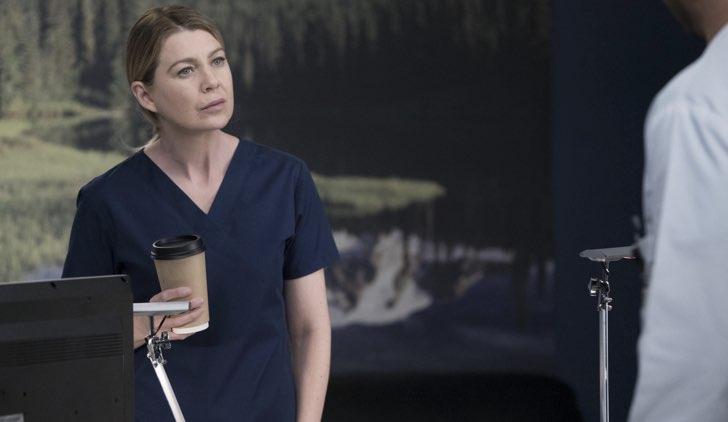 Grey's Anatomy 14x21 promo