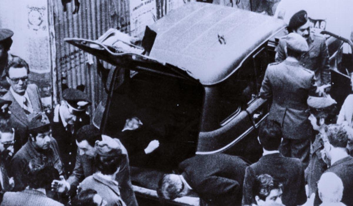La storia di Aldo Moro raccontata nella nuova fiction RAI Esterno, Notte Credits Getty Images