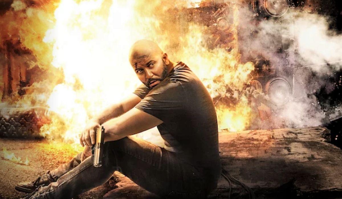 Lior Raz in Fauda serie tv, Credits Netflix