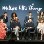 A Million Little Things, qui parte del cast e della crew al Summer Television Critics Association Press Tour Credits Frederick M. Brown e Getty Images