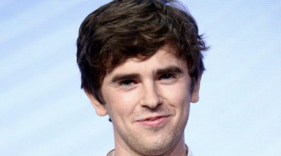Freddie Highmore in The Good Doctor Credits Getty Images