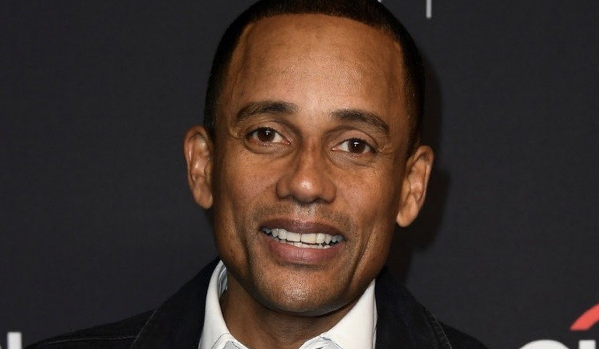 Hill Harper in The Good Doctor Credits Getty Images