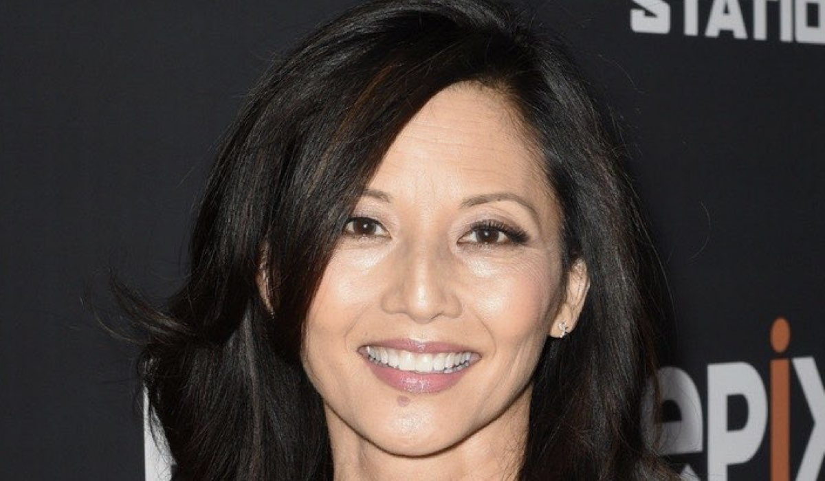 Tamlyn Tomita in The Good Doctor Credits Getty Images
