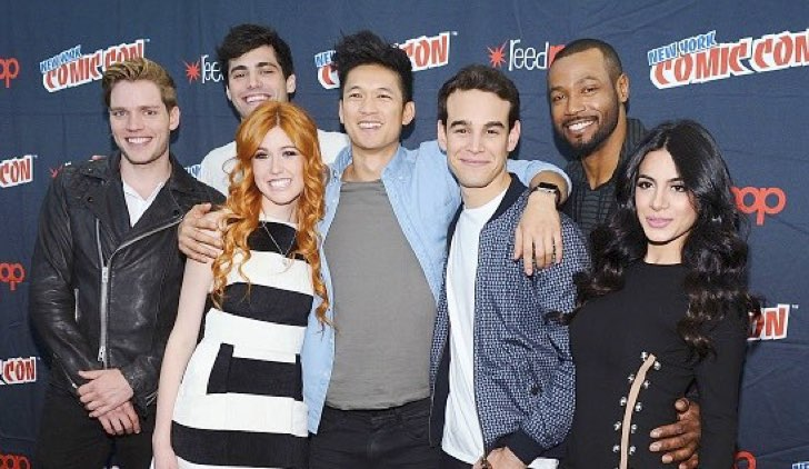 Shadowhunters cast GettyImages