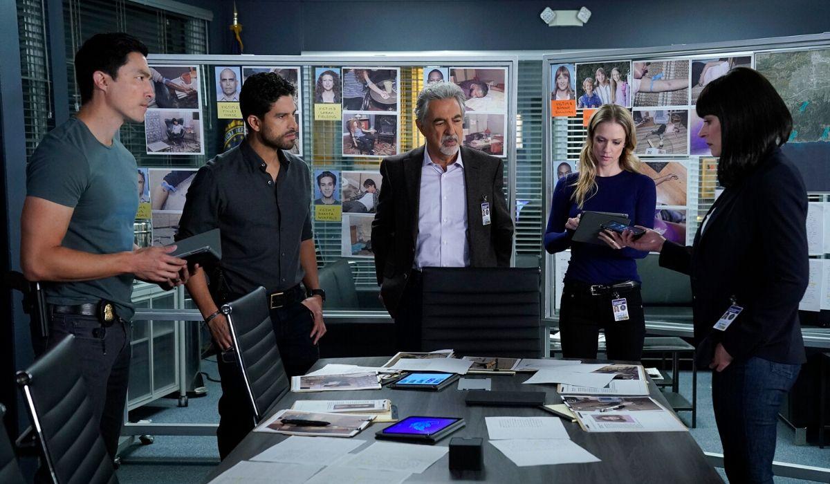 Criminal Minds 14 stagione Credits FOX Italia