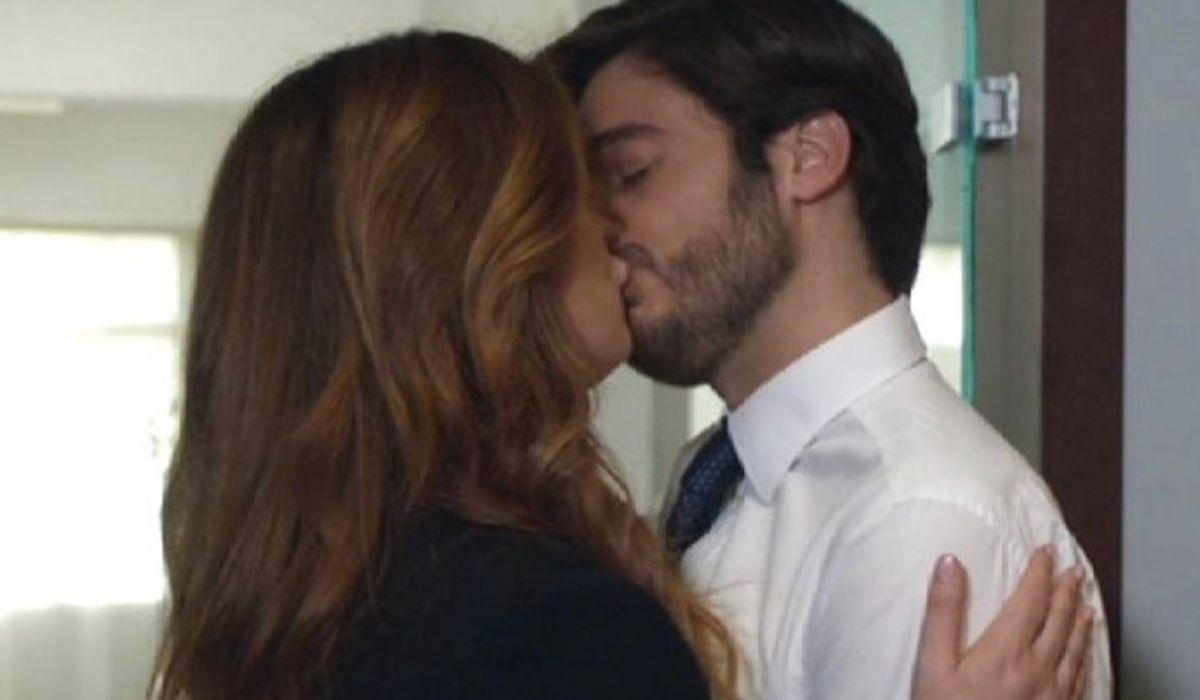 Enrico e Lisa in Non dirlo al mio capo 2 sesta puntata credits Rai