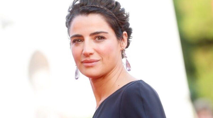 L'attrice Luisa Ranieri Credits Getty Images
