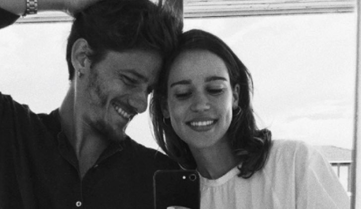 Antonio Folletto e Matilda Lutz Credits Instagram matildalutz