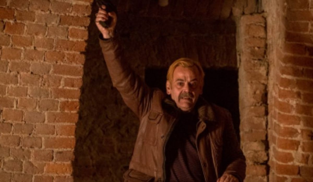 Nicola Rignanese è U Storto nella fiction I Topi, Credits Rai