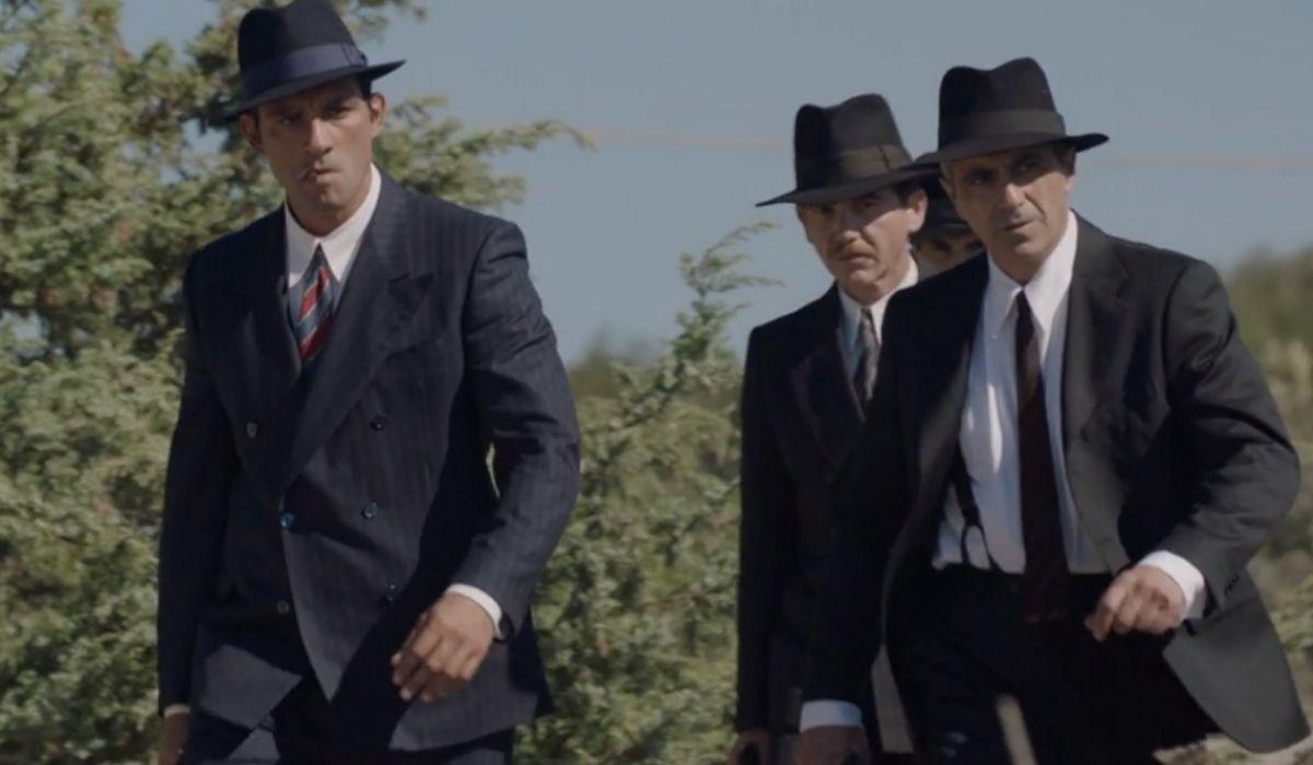 Vincenzo Spanò e i suoi uomini ne La vita promessa 2 stagione Credits Rai