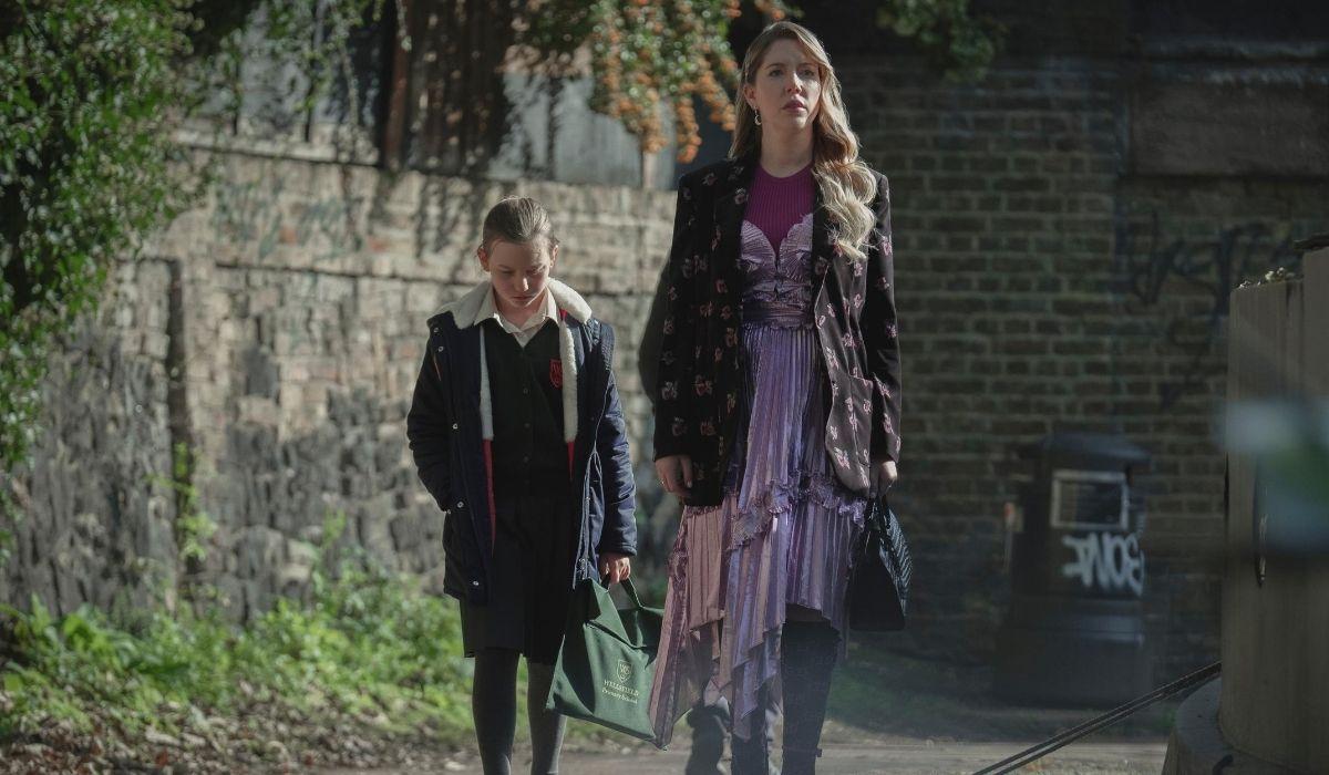 Katherine Ryan in The Duchess prima stagione, Credits Simon Ridgway e Netflix
