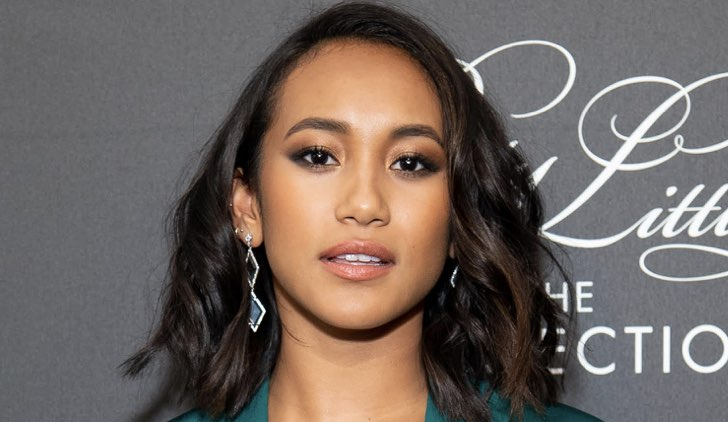 Sydney Park nella Premiere di Pretty Little Liars The Perfectionists Credits Emma McIntyre e Getty Images