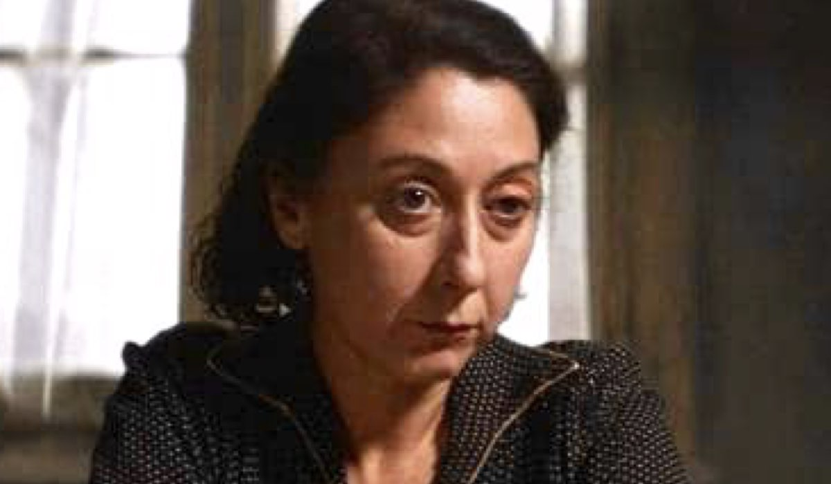 Anna Rita Vitolo ne L'amica geniale fiction Credits RAI