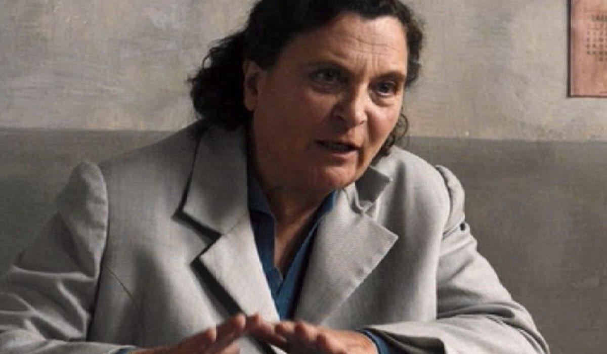 Dora Romano ne L'amica geniale Credits RAI