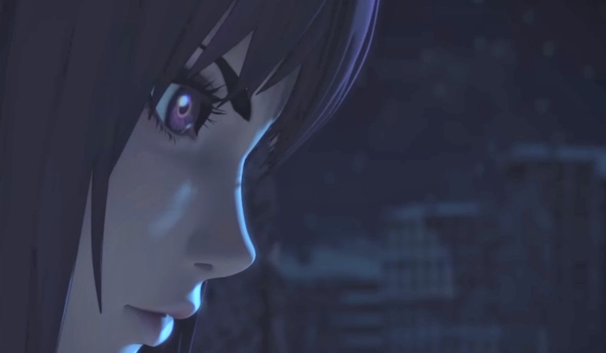 Ghost in the Shell serie tv animata Credits Netflix