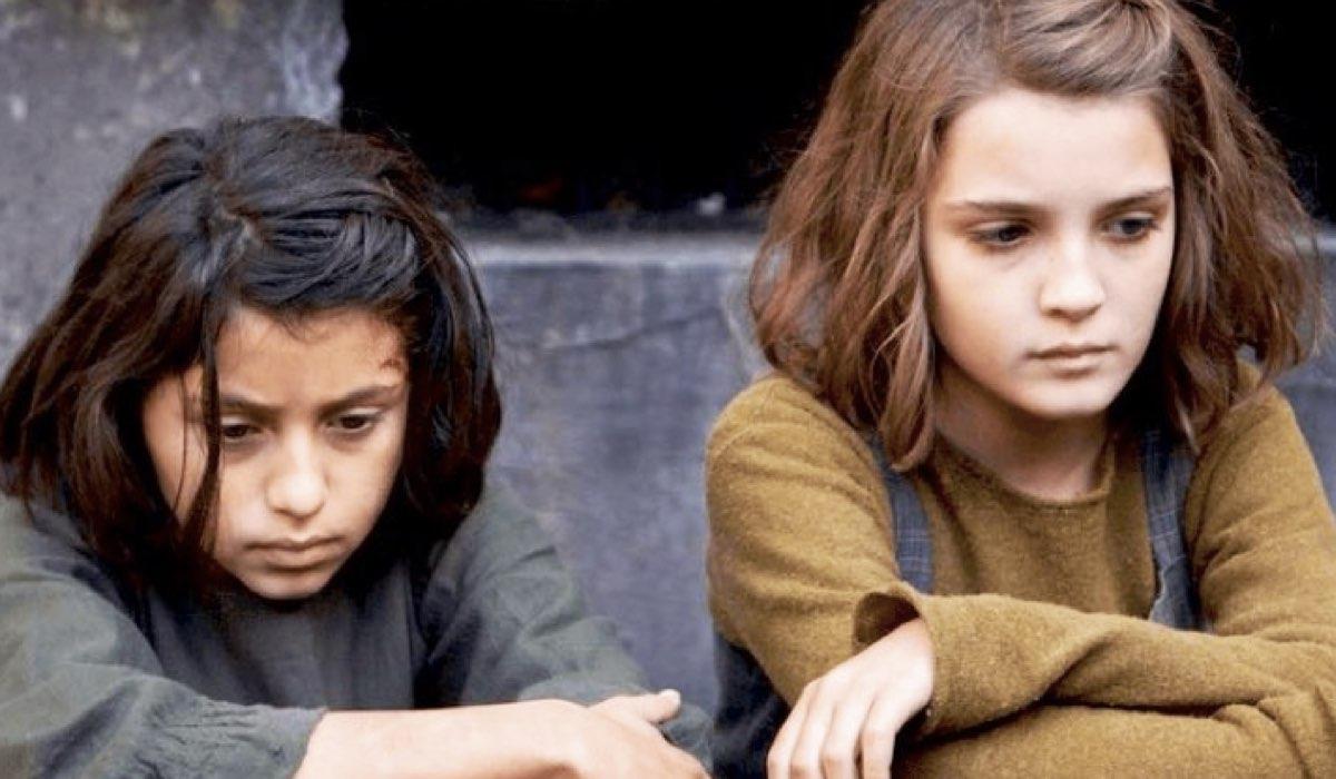 L'amica geniale Ludovica Nasti interpreta Lila e Elisa del Genio interpreta Elena nella prima stagione Credits RAI e TIMVISION
