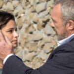 Nero a metà Alba e Carlo interpretati da Rosa Diletta Rossi e Claudio Amendola Credits RAI e Netflix