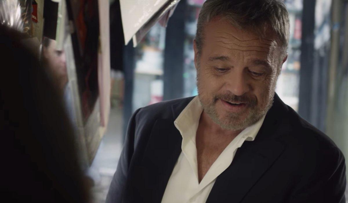Nero a metà Carlo Guerrieri interpretato da Claudio Amendola Credits RAI e Netflix
