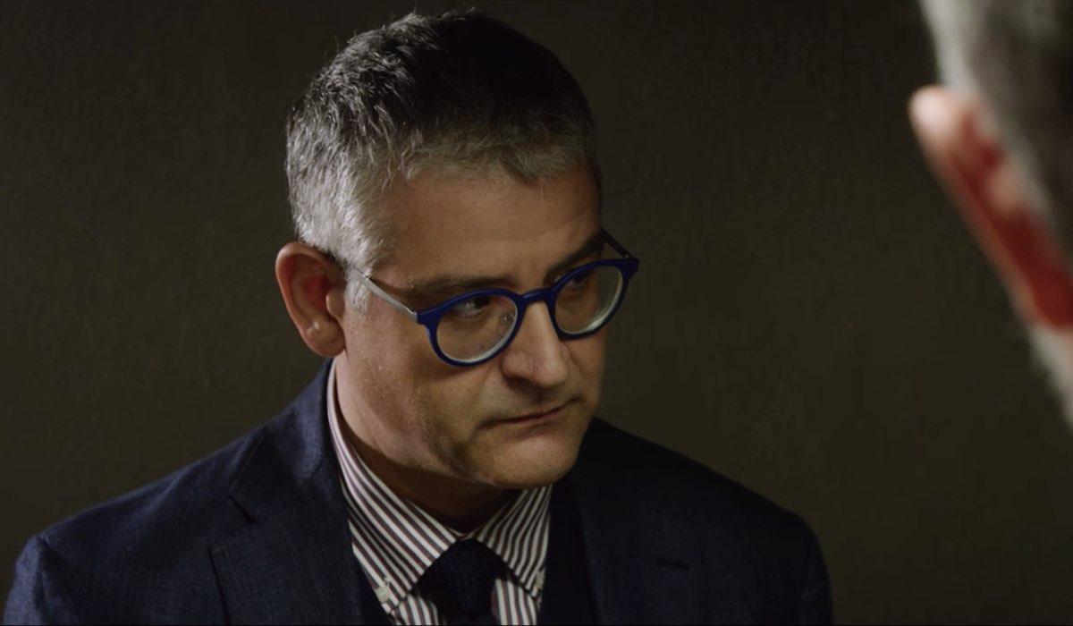 Nero a metà Mario Muzo interpretato da Fortunato Cerlino Credits RAI e Netflix