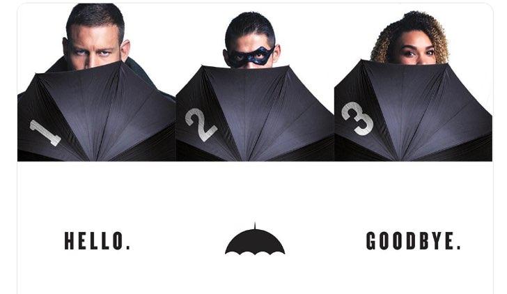 The Umbrella Academy esce nel 2019, foto pubblicata su Twitter SeeWhatNext