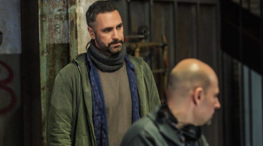 Ultimo - Caccia ai Narcos, nella foto RAOUL BOVA che interpreta ULTIMO Credits Mediaset