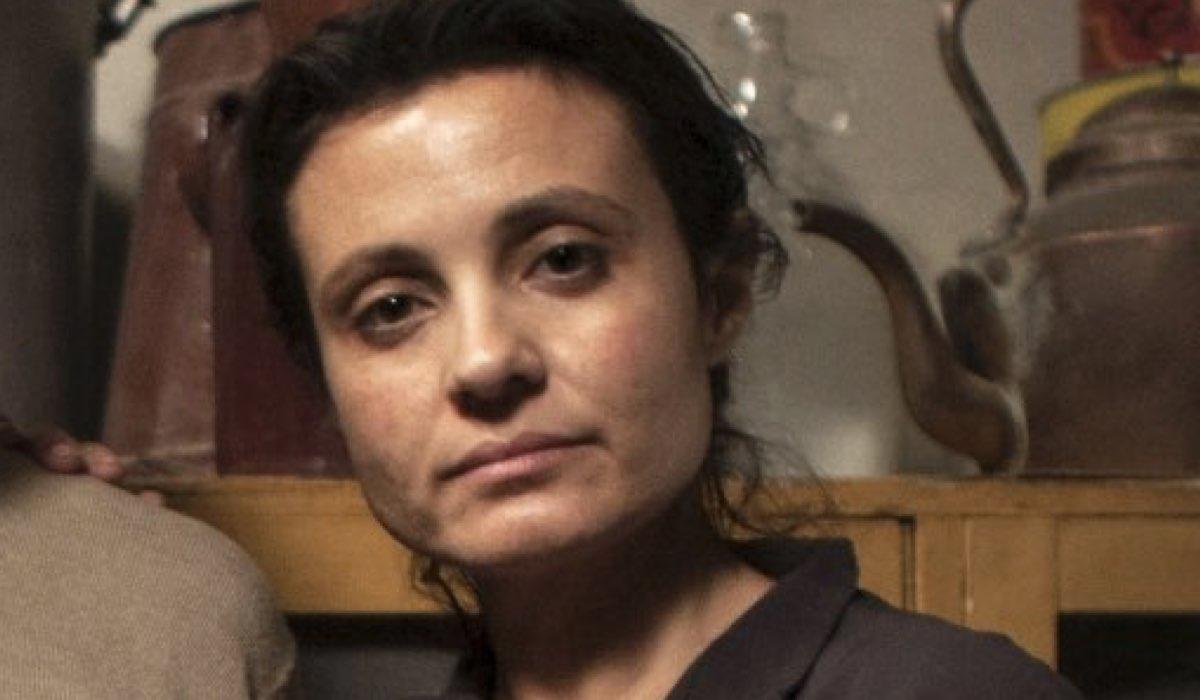 Valentina Acca è Nunzia ne L'amica Geniale Credits RAI