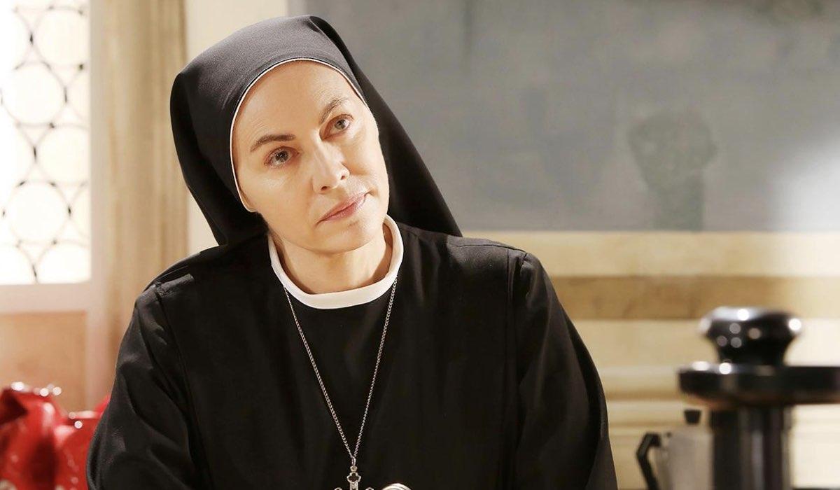 Che Dio Ci Aiuti 5 Elena Sofia Ricci nei panni di Suor Angela Credits RAI