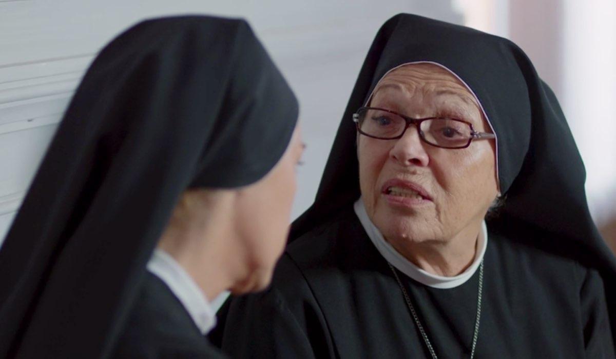 Che Dio Ci Aiuti 5 Suor Angela e Suor Costanza interpretate rispettivamente da Elena Sofia Ricci e Valeria Fabrizi Credits RAI