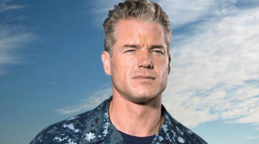 Eric Dane in The Last Ship, Credits TNT