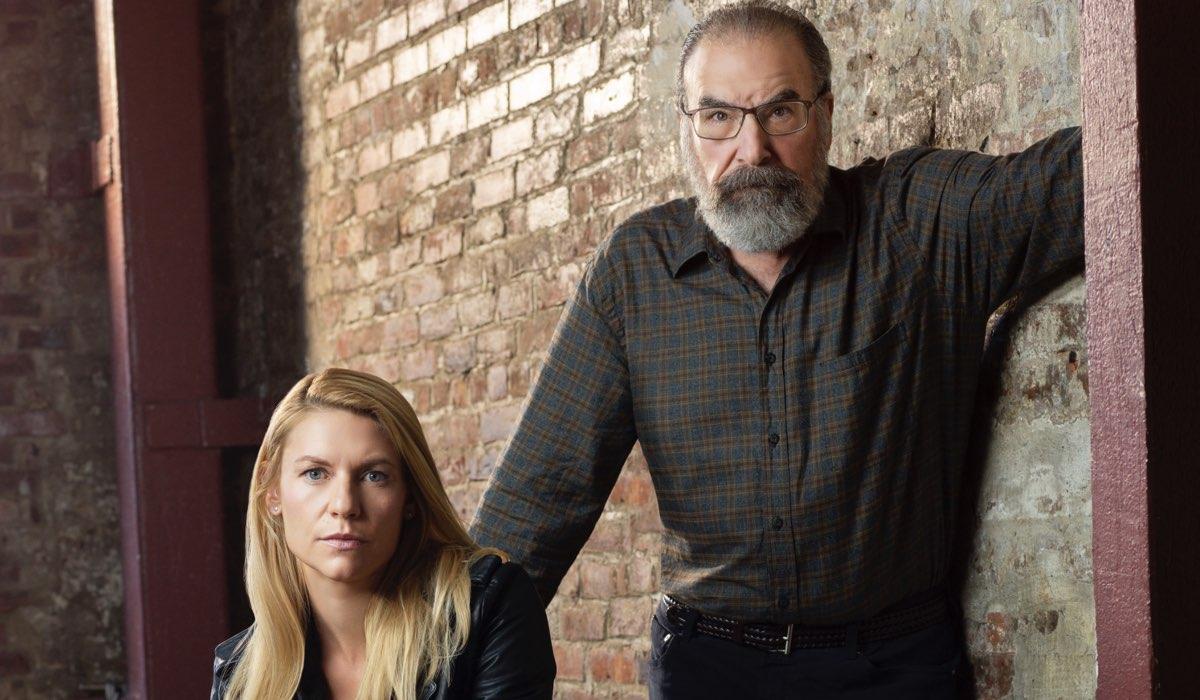 Homeland 8 Carrie Mathison e Saul Berenson interpretati Claire Danes e Mandy Patinkin Credits FOX e Showtime