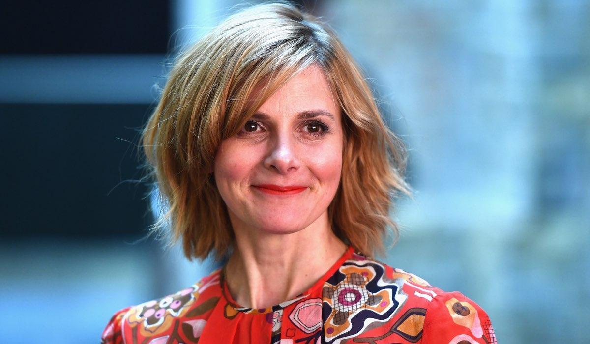 Louise Brealey è nel cast di A Discovery of Witches, Gomorra e Sherlock, qui a Londra nel 2017 Credits Ian Gavan e Getty Images