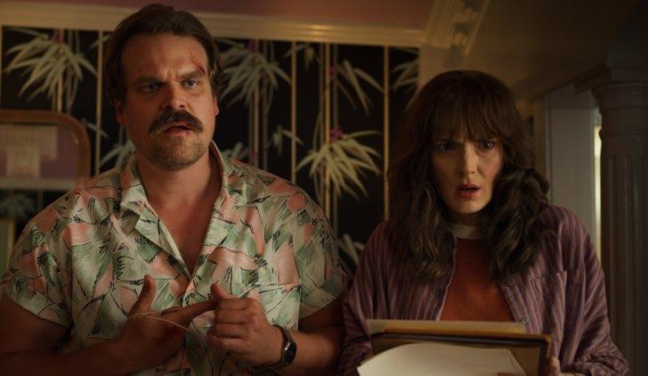 Stranger Things 3 immagini ufficiali Credits Netflix