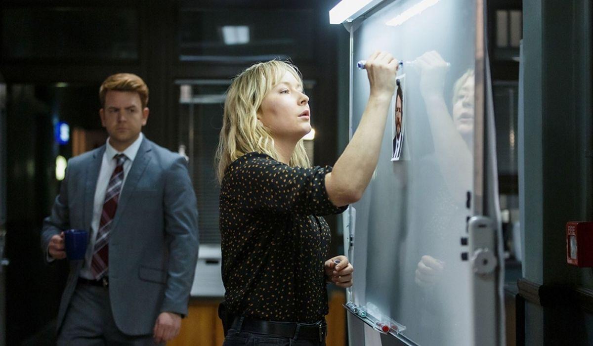 Una scena da I misteri di Brokenwood 6 stagione Credits Giallo