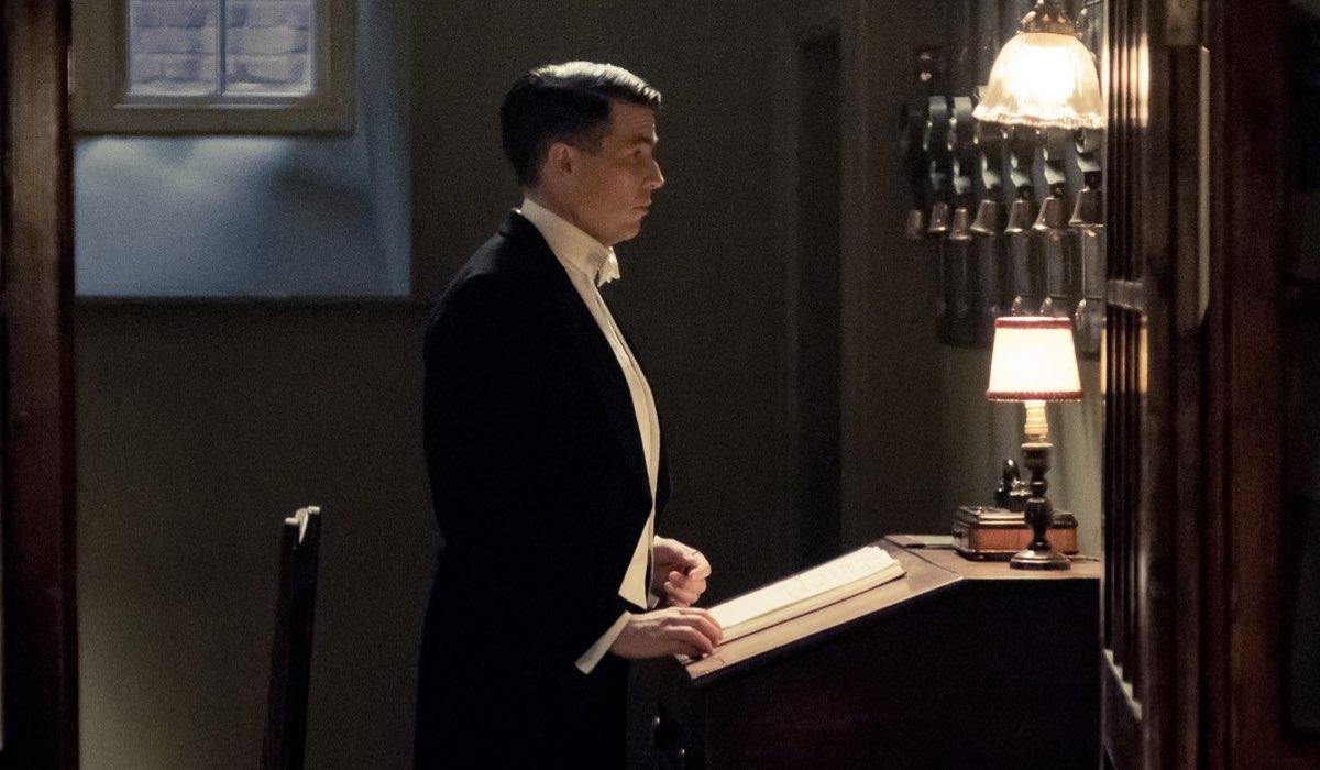 Una scena del film di Downton Abbey Credits SKY