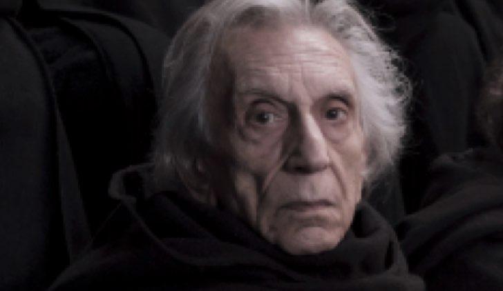 Alinardo (Roberto Herlitzka) Il nome della rosa Credits RAI