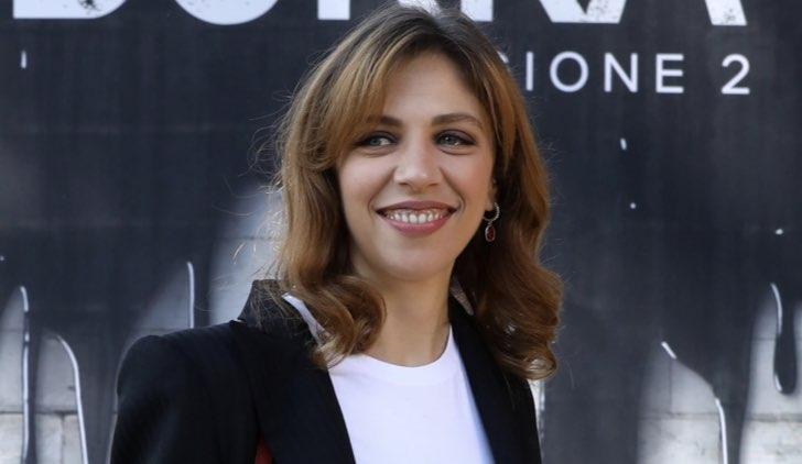 Barbara Chichiarelli al photocall di Suburra 2 Credits Elisabetta Villa Getty Images per Netflix