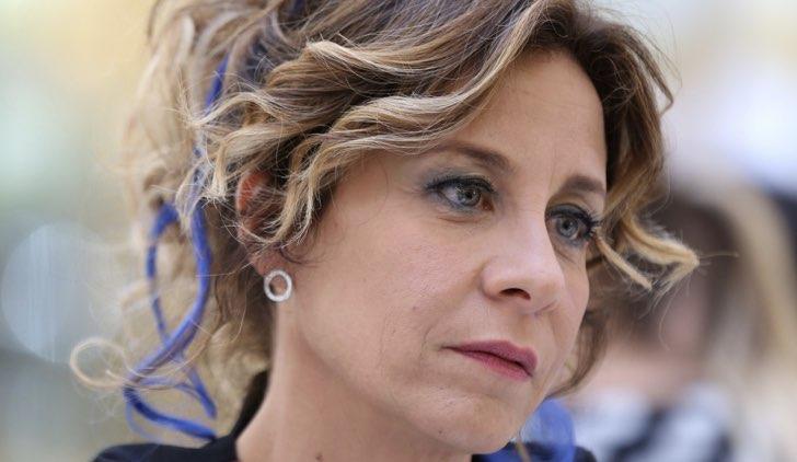Carlotta Natoli ne L'Aquila Grandi Speranze Credits Rai