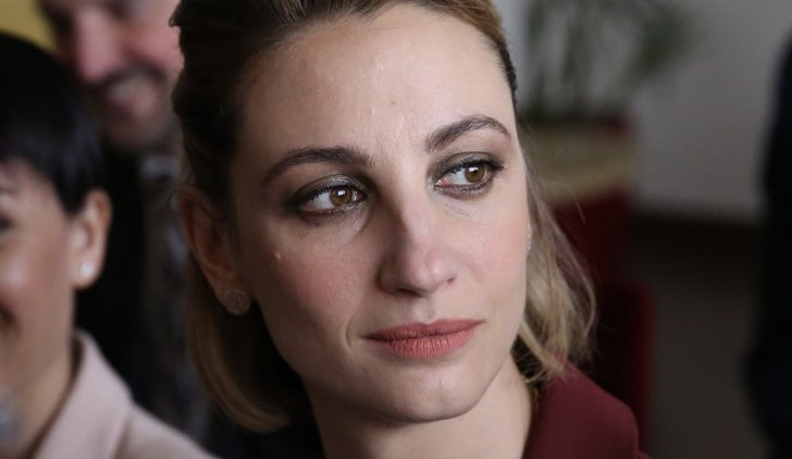 Francesca Inaudi L'Aquila Grandi Speranze Credits Rai