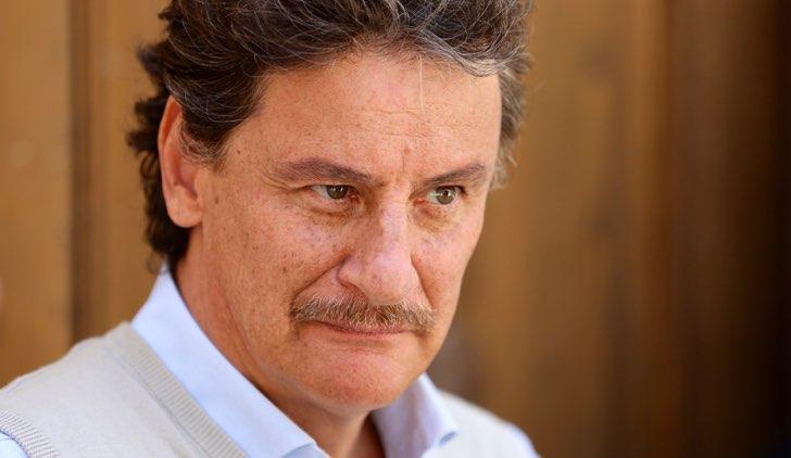 L'Aquila Grandi Speranze Giorgio Tirabassi Credits RAI