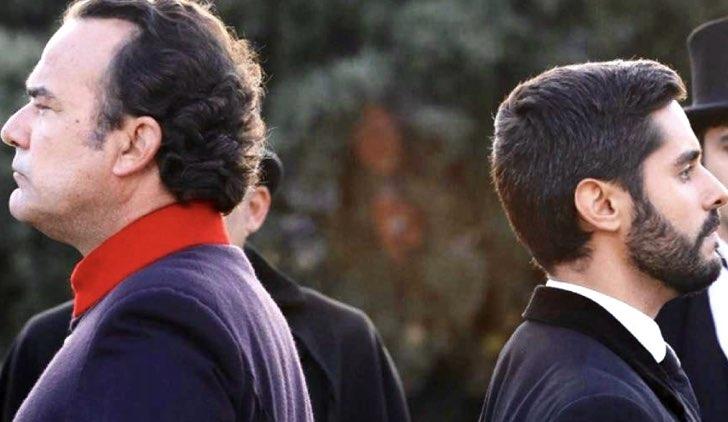 Valverde e Victor Una vita Credits Mediaset e TVE