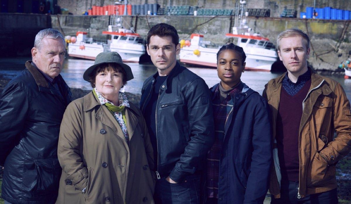 Cast di Vera 10 stagione Credits ITV